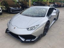 2017 LAMBORGHINI HURACAN LP610 Coupe  Lifting Rainbow Bodykit Local AP Unreg