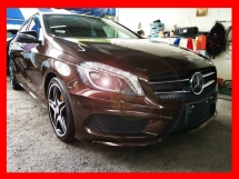 2014 MERCEDES-BENZ A-CLASS A180 AMG NIGHT EDITION - UNREG -