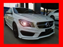 2014 MERCEDES-BENZ CLA 250 AMG TOP CONDITION - UNREG - MUST VIEW