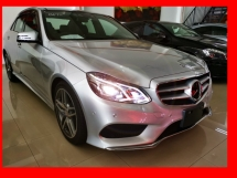 2014 MERCEDES-BENZ E-CLASS E250 AMG FULL SPEC - UNREG - MUST VIEW