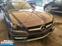 2015 MERCEDES-BENZ SLK 200 2.0cc TURBO NEW ENGINE AMG PANAROMIC SPEC FREE WARRANTY LOCAL AP