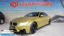 2015 BMW M4 3.0 TWIN POWER TURBO FULLY LOADED CARBON FIBER RAYA PROMOTION