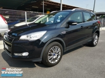 2013 FORD KUGA 1.6 ECOBOOST (A) - True Year Made / Sport Rim / Power Boot