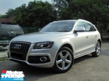 2012 AUDI Q5  2.0 TFSI Quattro S-LINE Facelift Powerboot TipTop Condition LikeNEW