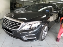 2017 MERCEDES-BENZ S-CLASS S400L AMG Local TRUE YEAR MADE 2017 10k km only Warranty to 2022 Nice Wilayah Number