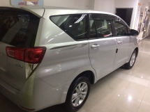 2019 TOYOTA INNOVA 2.0G (AT) - Fast Delivery, Welcome Govt servant