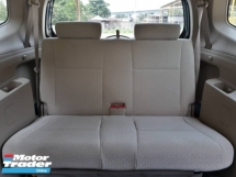 2010 NISSAN LIVINA 1.8 (A) CVTC MINI MPV 7 SEATER GOOD CONDITION PROMOTION PRICE.