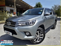 2017 TOYOTA HILUX 2.8 (A) VNT G SPEC GOOD CONDITION LIKE NEW PROMOTION PRICE.