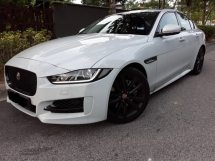 2017 JAGUAR XE 2.0 (A) TURBO R SPORT 5YRS WARRANTY CBU
