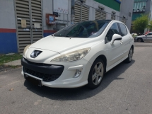 2009 PEUGEOT 308 1.6 THP (A) Turbo (Panoramic Roof)