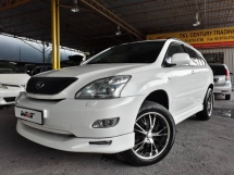 2004 LEXUS RX300 REG 09 3.0 (A) SUV VERY HIGH SPEC GOOD CONDITION PROMOTION PRICE.