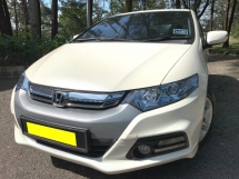 2012 HONDA INSIGHT 1.3 HYBRID (A) FULL SERVICE RECORD NEW FACE LIFT