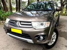 2014 MITSUBISHI PAJERO SPORT VGT 2.5 (A) ENHANCED FACE LIFT 4WD