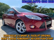 2014 FORD FOCUS 2.0 SPORT+ ORIGINAL CONDITION
