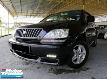 1998 TOYOTA HARRIER REG 03 3.0 (A) SUV GOOD CONDITION KEPT WELL RAYA PROMOTION PRICE.