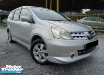 2010 NISSAN LIVINA 1.6 (A) CVTC NISMO BODYKIT 7 SEATER NICE FOR FAMILY CAR GOOD CONDITION PROMOTION PRICE.