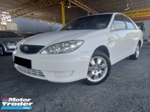 2004 TOYOTA CAMRY REG 14 2.4 (A) ALTISE GOOD CONDITION PROMOTION PRICE.