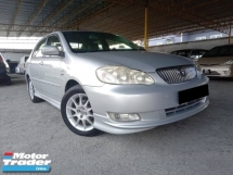2007 TOYOTA ALTIS 1.8 (A) G SPEC VVTI GOOD CONDITION PROMOTION PRICE.