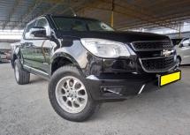 2012 CHEVROLET COLORADO 2.5 (M) CREW CAB GOOD CONDITION PROMOTION PRICE.