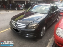 2011 MERCEDES-BENZ C-CLASS C250 BLUE EFFICIENCY AVANTGARDE