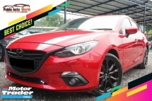 2014 MAZDA 3 Mazda 3 2.0 SUNROOF(A) CBU HighSPEC P/SHIFT P/START