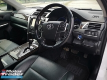 2017 TOYOTA CAMRY 2.5 G SELECTION  PREMIUM FACELIFT