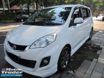 2014 PERODUA ALZA 1.5 ADVANCED (A) SUPER KING OF THE CAR BODY PRICE NEGO