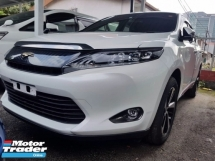 2014 TOYOTA HARRIER 2.0 Premium