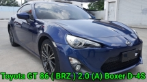2015 TOYOTA 86 GT (BRZ) 2.0 (A) (CBU) Ori 34k Km Mileage All Part Keep In Excellent Condition Confirm Accident Free No Any Modifications On Vehicle Worth Buy