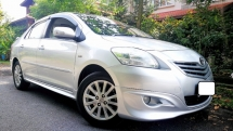 2012 TOYOTA VIOS 1.5G (A) * LOW MILEAGE OR WE REFUND YOUR TRAVEL PETROL