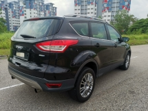 2013 FORD KUGA TITANIUM MIDNIGHT SKY