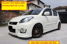 2009 PERODUA MYVI 1.3 SE II (A) New Facelift (Ori Year Make 2009)(1 Owner)(Leather Seats)