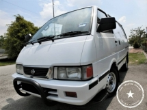 2003 NISSAN C22 1 OWNER / CASH AND CARRY / GOOD CONDITION / PICK UP VAN