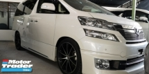 2014 TOYOTA VELLFIRE VL 3.5V6 / FULLY SPEC / HARI RAYA OFFER / READY STOCK NO NEED WAIT