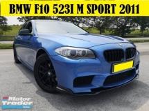2011 BMW 5 SERIES BMW 523 F10 2.5 (A) M SPORT ONE YEAR WARRANTY