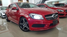 2014 MERCEDES-BENZ A250 2014 Mercedes A250 AMG Japan Spec Full Leather Harman Kardon Sound Radar LKA Blind Spot Unregister for sale
