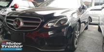 2014 MERCEDES-BENZ E-CLASS E250 2.0 AMG SPORT / PANORAMA ROOF / PUSH START / READY STOCK NO NEED WAIT