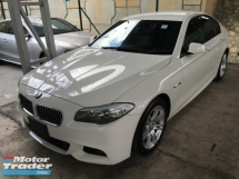 2014 BMW 5 SERIES BMW 523I 2.0 M SPORT SEDAN JAPAN SPEC CAMERA (RM) 173,000.00