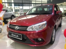 2019 PROTON SAGA STANDARD CVT-Easy Loan Fast Loan High Cash Rebate