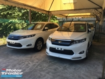 2016 TOYOTA HARRIER TOYOTA HARRIER 2.0 PREMIUM SUV POWER BOAT FULL VIEW CAMERA NEW CAR CONDITION