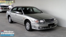 2001 NISSAN CEFIRO 3.0 (A) Brougham Leather Seats Premium Model