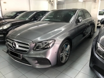 2017 MERCEDES-BENZ E-CLASS E350e E350 E250 2.0 Turbocharged Hybrid Plug In Original 11k km Mileage Under Warranty until May 2021 Fully Loaded 9G-Tronic Surround Camera Panoramic Roof Burmester 3D Surround Head Up Display Digital Meter Memory Seat Power Boot Multi Beam LED