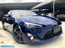 2015 TOYOTA 86 2.0 (A)  HISTORY SERVICE RECORD TOYOTA UMW