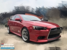 2012 MITSUBISHI LANCER 2.0AT GTS SPORT