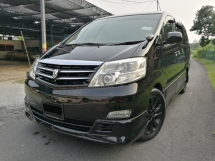 2007 TOYOTA ALPHARD 2007 Toyota ALPHARD 3.0 MZG (A) 2 PW DOOR PW BOOTS