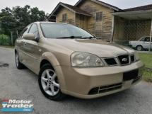 2005 CHEVROLET OPTRA 2005 Chevrolet OPTRA 1.6 (A) HIGH SPEC