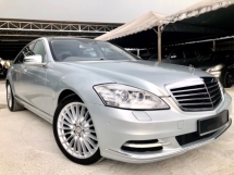 2012 MERCEDES-BENZ S-CLASS  3.5 (A) CLASSIC LOCAL LIMITED EDITION FULL SPEC