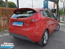 2010 FORD FIESTA 1.6L Sport Hatchback Limited Edition