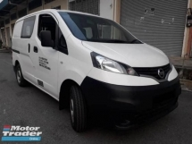 2014 NISSAN NV200 1.6 (M) Semi Panel Van