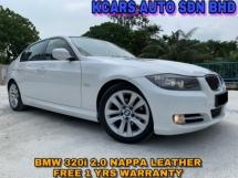 2012 BMW 3 SERIES 320I  FREE 1 YRS WARRANTY